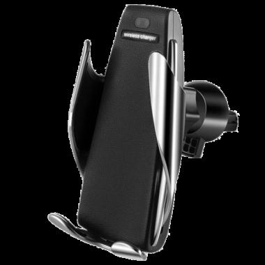 Держатель автомобильный KSP Smart Sensor S5 c беспроводной зарядкой Pro (dm138)