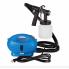Краскопульт электрический краскораспылитель пульверизатор Paint Zoom 3 степени распыления Pro (dm351)