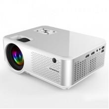 Портативный мультимедийный проектор цифровой Cheerlux C9 RRO EDITION HDMI Android с динамиком Pro (dm628)