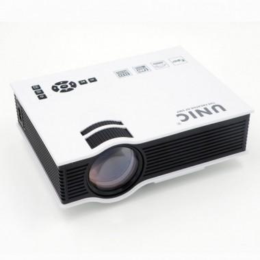 Портативный мультимедийный проектор цифровой UNIC 40 W884 Pro (dm630)