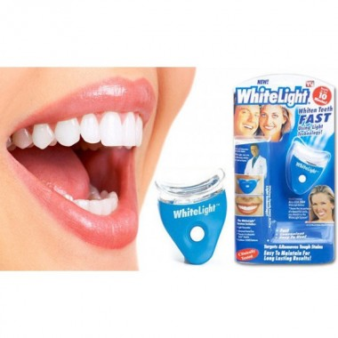 Набор трансмиттер капа для зубов KSP White Light Отбеливание зубов в домашних условиях Pro (dm480)