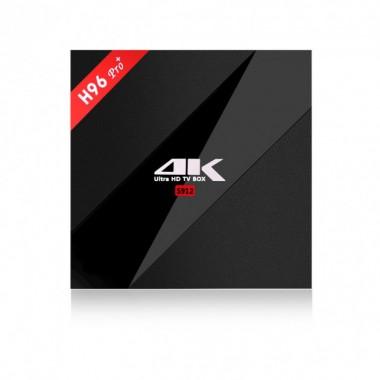 ТВ приставка смарт медиаплеер MXQ Smart TV Box H96 Pro Plus 2/16 GB 4K (dm626)