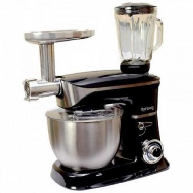 Кухонный комбайн многофункциональный Rainberg RB-8080 мясорубка блендер тестомес Plus (dm361)