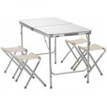 Стол для пикника KSP и 4 стула