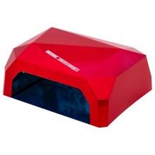 Лампа для ногтей Уфо Diamond S 36W Кристалл Red Pro (dm825)