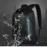LED Рюкзак с анимационным дисплеем ID&ND Pro3 черный водостойкий Plus (dm113)