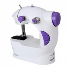Мини швейная машинка 4 в 1 KSP с педалью Pro (dm397)