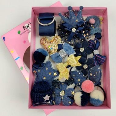 Аксессуары для волос Magic Princess синий