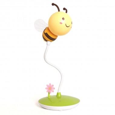 Лампа-пчелка Зеленая