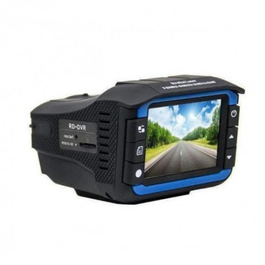 Видеорегистратор автомобильный KSP V3 Антирадар GPS база Pro (dm229)
