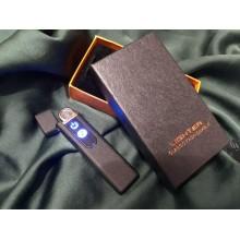 Электронная USB зажигалка KSP Черная