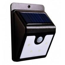 Фонарь светодиодный навесной уличный Ever Brite c солнечной батареей датчиком движения Pro (dm679)