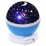 Ночник LED проектор KSP STAR MASTER Dream Космический вращающийся форма шара Plus (dm473)