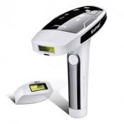 Домашний лазерный эпилятор Kemei KM 6812A фотоэпилятор для лица тела Plus (dm613)