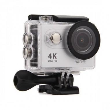 Экшн-камера EKEN H9R 4 режима видео с пультом Silver Original (dm857)
