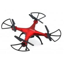 Квадрокоптер дрон з камерою One Million WiFi переворот 360 Red Pro (dm337)