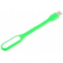 Лампа подсветка светодиодная фонарик KSP MI LED LIGHT S для ноутбука и для чтения Green Pro (dm365)
