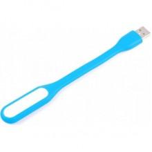 Лампа подсветка светодиодная фонарик KSP MI LED LIGHT S для ноутбука и для чтения Blue Pro (dm364)
