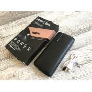 Power Bank зарядное устройство Power C48 50000mAh Черный Plus (dm124)