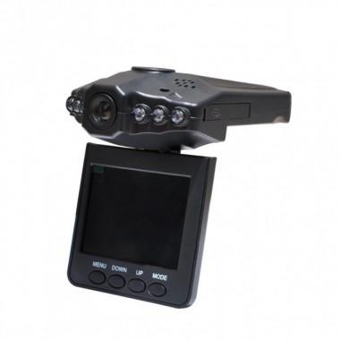 Видеорегистратор автомобильный DVR 198HD с ночной съемкой Plus (dm225)