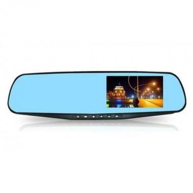 Видеорегистратор автомобильный Зеркало заднего вида DVR 138W одна камера Pro (dm287)