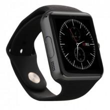 Смарт часы наручные Smart Watch Q7SP ударопрочные Black Plus (dm719)