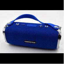 Акустическая система портативная колонка Hopestar H24 Sound System 3 динамика FM приемник громкая связь Plus (dm416)
