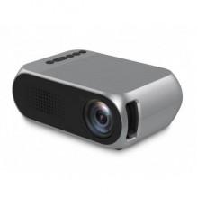 Портативный мультимедийный проектор цифровой KSP YG-320 LED Pro (dm615)