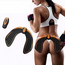 Тренажер массажер для мышц ягодиц EMS Hips Trainer 6 программ 2 режима Pro (dm789)
