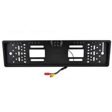 Камера заднего вида KSP рамка номера с 4LED подсветкой Pro (dm244)