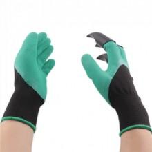 Садовые перчатки с когтями Garden KSP Gloves