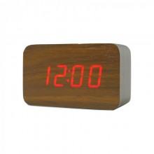 Часы настольные электронные VST 863-5 будильник термометр Pro (dm887)