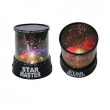Ночник LED проектор KSP STAR MASTER Космический 3 режима Plus (dm472)