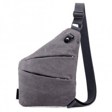 Мужская сумка Cross Body Grey водонепроницаемая кобура Pro (dm417)
