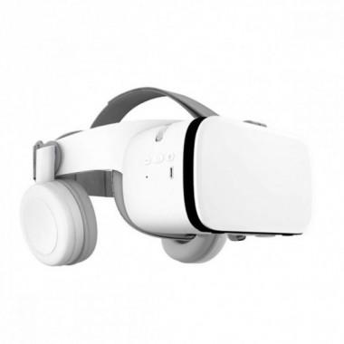 Очки 3D виртуальной реальности Bobo VR Z6 беспроводные складные наушники QR код производителя Original (dm486)