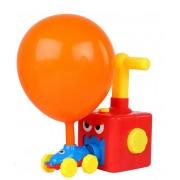 Детские игрушки машинки с воздушным шаром BALLOON CAR Plus Red