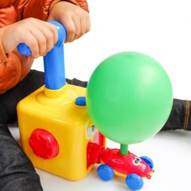 Игрушка автомобиль с воздушным шаром BALLOON CAR Plus