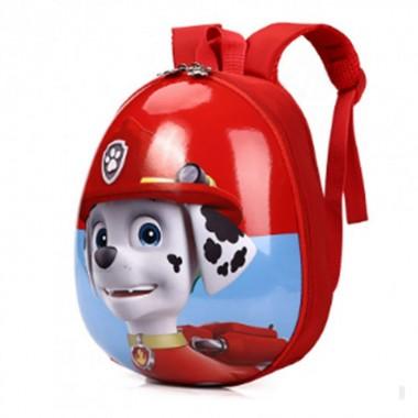 Модний рюкзак Маршал дитячий водонепроникний Червоний Original
