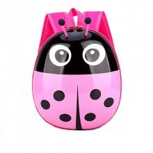 Модний рюкзак для дівчаток Сонечко 3D Рожевий New
