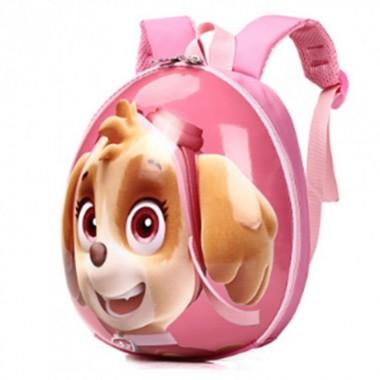 Модний рюкзак для дівчаток Скай 3D Рожевий New