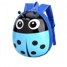 Дитячий рюкзак для хлопчиків Сонечко 3D Синій New