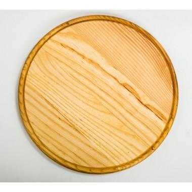 Пицца доска для подачи 35 см Eripro Italia для дома пикника HoReCa Pro (20201078)
