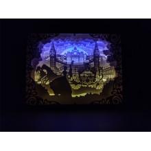 Светильник ночник Night Box XK-106 Plus светодиодный (nb2020106)