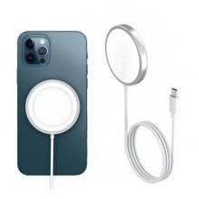 Зарядное устройство для телефона MagSafe Charger с магнитом Pro