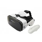 Очки виртуальной реальности Bobo VR Z4 с наушниками пультом 3D Plus